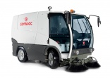 New Comac CS200 street sweeper
