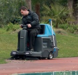Fimap FSR sweeper designed for maximum versatility