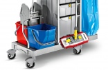 Cleaning trolley trends