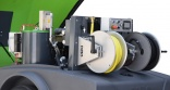 DiBO high pressure trailers feature start-stop system