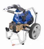 Upright foldable high pressure cleaner from Annovi Reverberi