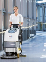 Hako antibacterial scrubber dryer tanks