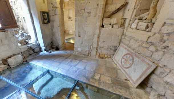 Broken Toilet Leads To Find Of Ancient Ruins Beneath