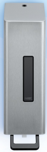 New generation of Ophardt Hygiene stainless steel dispensers