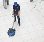 Higher speeds with Numatic Hurricane floor polishers