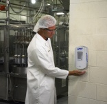 GOJO hand hygiene solutions for kitchens