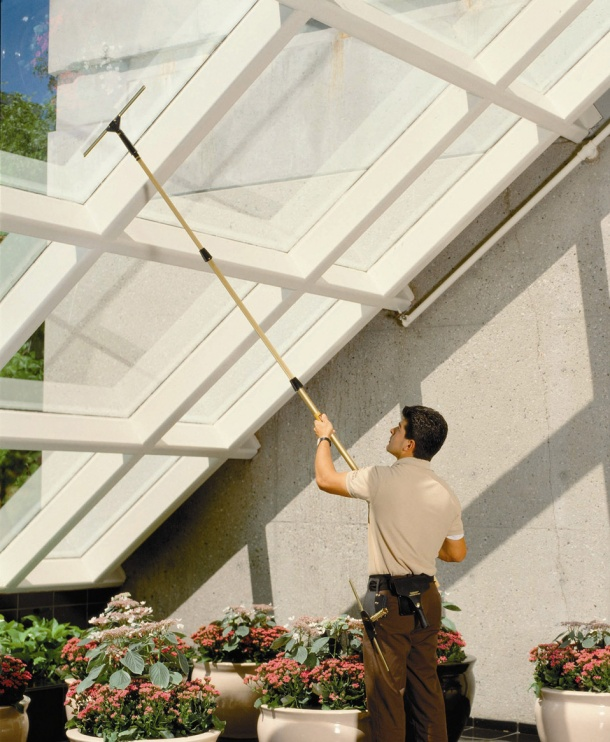 Window Cleaning - Safety First - ECJ