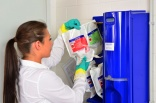 Cleaning chemicals - the smartest dosing