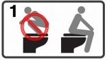 Kyoto uses toilet etiquette signs in bid to flush out bad behaviour
