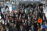 CMS German cleaning show increases visitor numbers