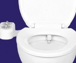 Could clip-on bidet spell the end of the toilet roll?