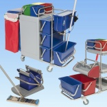 Crisp Clean Nipper Plus trolleys