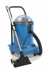 Numatic CleanTec Hi-Lo 15 carpet cleaner needs 'minimum effort'