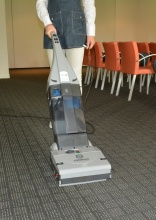 Lindhaus LW30 combined scrubber and carpet cleaner