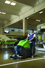 IPC scrubber dryers offer Eco Cost Cleaning Solution