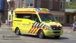 Amsterdam ambulances given final warning over poor hygiene practices