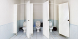 Public washrooms are less germy than we think
