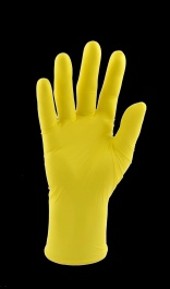 Yellow Pearl nitrile gloves designed for compliance, says Unigloves