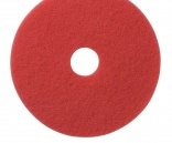 Red scrub pad new from Wecoline