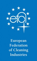 European Federation of Cleaning Industries confirmed as trade partner of the European Cleaning & Hygiene Awards 2016