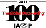Industry companies rank highly in outsourcing table