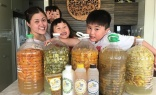 Malaysian housewife uses fruit skins to make eco-friendly enzyme cleaners