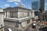 London's Bank of England gets long overdue façade renovation