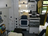 Ambulance cleaning - room for improvement
