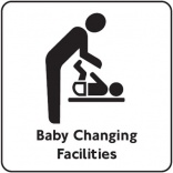 Obama passes law for US male toilets to be equipped with baby change