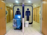 Toilet doors at airports could harbour MRSA says research