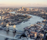 Cleaning London's diverse skyline