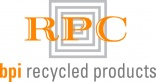 BPI Recycled Products becomes RPC bpi recycled products