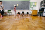 Japan - cleaning on the curriculum