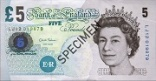 Old £5 notes are seven times dirtier than new polymer ones