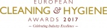 European Cleaning & Hygiene Awards - closing date this week!