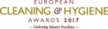 European Cleaning & Hygiene Awards 2017 – congratulations to the finalists!