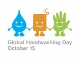 Get your hands dirty for Global Handwashing Day!