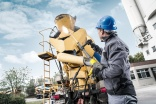 High pressure cleaners - effective and water-saving