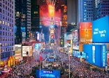 Major clean-up follows New Year celebrations in Times Square