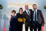 European Cleaning & Hygiene Awards 2017 winner - WE Italia
