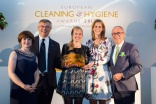 European Cleaning & Hygiene Awards 2017 winner - Markas