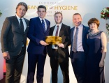 European Cleaning & Hygiene Awards 2017 winner - Julius Rutherfoord & Co
