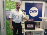 CEBE box gives crime-scene cleaners a more professional look
