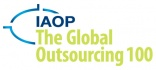 "ISS rated a ""super star"" on the IAOP Global Outsourcing list"