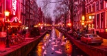 Cleaning breaks to be implemented in Amsterdam's Red Light District