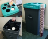 Leafield's Envirocup XL makes coffee cup recycling viable