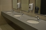 Soap dispensers in public toilets could be hiding deadly bacteria