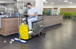 Scrubber dryers - the human touch