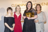European Cleaning & Hygiene Awards 2018 Winner - BICSc