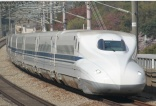 Japanese bullet train operator aims to speed up cleaning